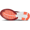 asics FuzeX Shoes Women ot red/flash coral/true red